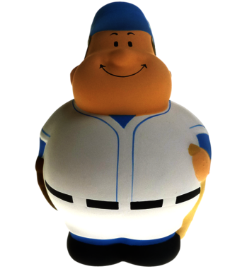 Figur Mein Bert als Stressball
