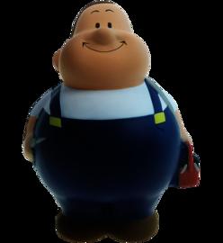 Elektriker-Bert