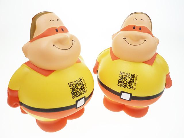 Mein-Bert - mit QR Code bedruckt